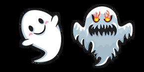 Курсор Halloween Spooky Ghost
