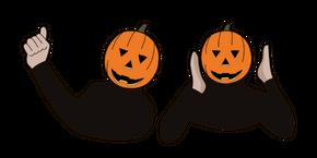 Курсор Halloween Pumpkin Dance