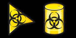 Biohazard Cursor