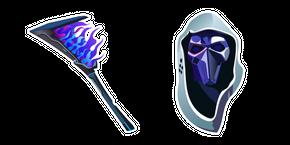 Курсор Fortnite Fusion Skin Scythe Pickaxe