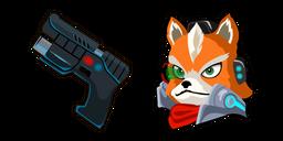 Star Fox McCloud Blaster Curseur