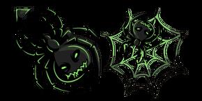 Курсор Halloween Acid Spider