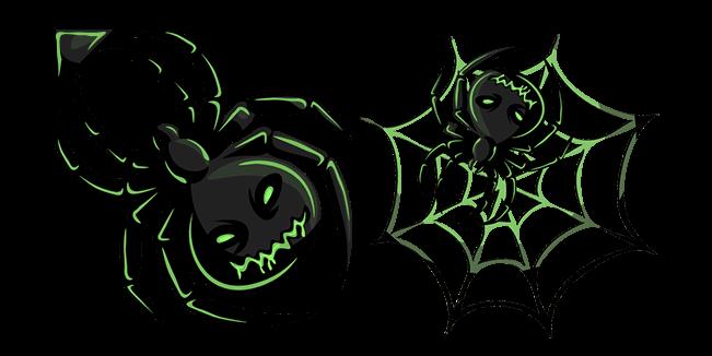 Halloween Acid Spider