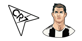 Cristiano Ronaldo Curseur