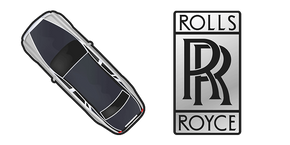 Курсор Rolls-Royce Phantom