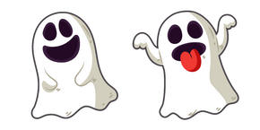 Halloween Funny Ghost