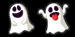 Halloween Funny Ghost Cursor