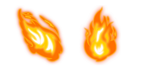 Курсор Fire