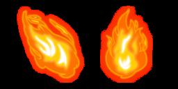 Fire Curseur