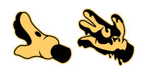 Bendy and the Ink Machine Hand Cursor