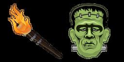 Halloween Frankenstein Cursor