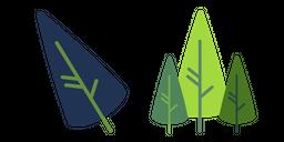Team Trees Cursor