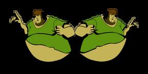 Big Shaggus Curseur