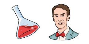 Bill Nye the Science Guy Cursor