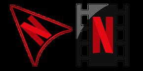 Курсор Netflix