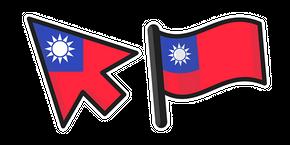 Курсор Taiwan Flag