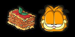 Garfield Lasagna Curseur