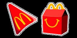 McDonald's Happy Meal Cursor