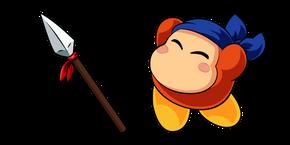 Kirby Bandana Waddle Dee