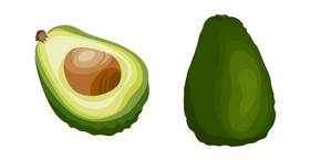 Avocado Cursor