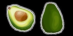 Avocado Curseur