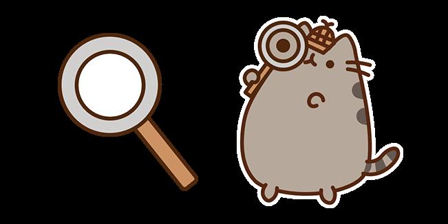 Detective Pusheen