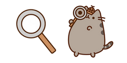 Detective Pusheen Curseur
