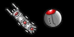 Terraria Destroyer and Probe Cursor