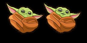 Курсор Star Wars Baby Yoda