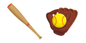 Softball Cursor