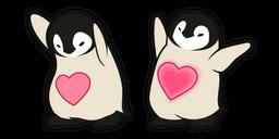 Cute Penguin Cursor