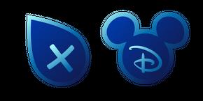 Курсор Disney +