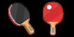 Table Tennis Curseur