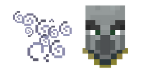 Minecraft Evoker Cursor