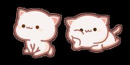 Cute Chill Cat Curseur