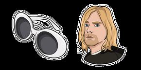 Kurt Cobain Curseur
