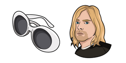 Kurt Cobain Cursor