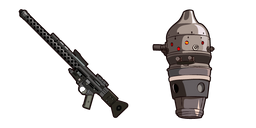 Star Wars IG-11 DLT-20A Blaster Cursor