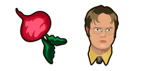Курсор The Office Dwight Schrute