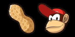Donkey Kong Country Diddy Kong Cursor
