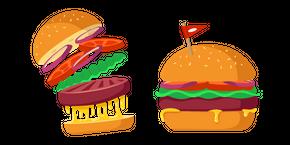 Burger Curseur