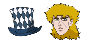 Курсор JoJo's Bizarre Adventure Robert E. O. Speedwagon