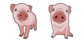 Baby Pig Cursor