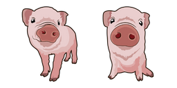 Baby Pig Curseur