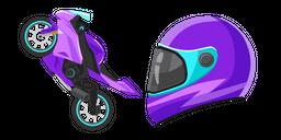 Motorcycle Racing Curseur