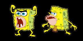 Caveman Spongebob Curseur
