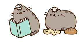 Pusheen the Baker Curseur
