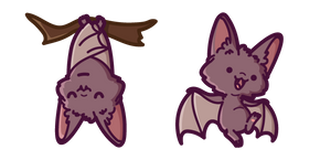 Cute Bat Cursor