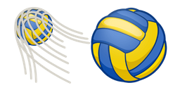 Volleyball Curseur