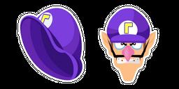 Super Mario Waluigi Curseur